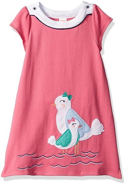 7fae3955d Amazon.com: Gymboree Baby Girls' Toddler Dress with Birds: Clothing