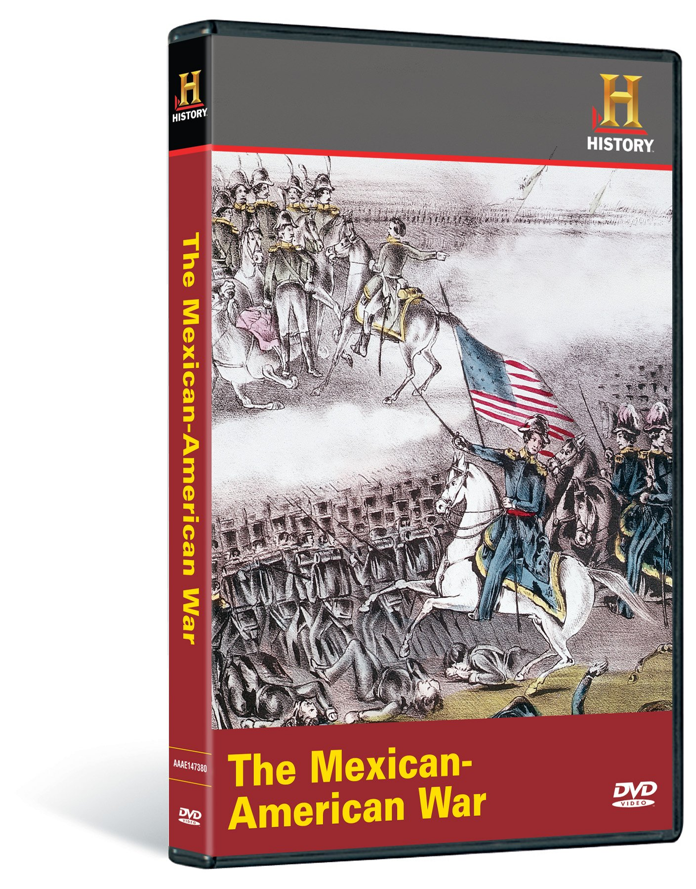 Mexican-american War, The by A&E Home Video