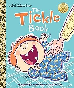 The Tickle Book (Little Golden Book)
