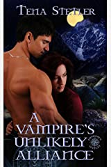 A Vampire's Unlikely Alliance (Demon's Witch Series Book 3) Kindle Edition
