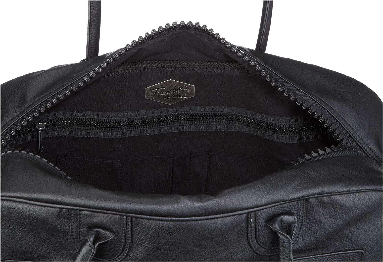 Frankies Garage Weekend Bag B20981008-010 Unisex Erwachsene Reisetaschen B x H x T Schwarz Black 010 47x29x22 cm