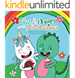 Uni & Drago meet new friends - A fun book full of colors and imaginations about friendship for kids (Uni and Drago 1)