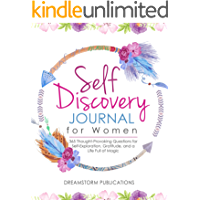 Self Discovery Journal for Women: 365 Thought-Provoking Questions for Self-Exploration, Gratitude, and a Life Full of Magic (Guided Prompt Journal Book 2)