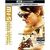 Mission: Impossible - Rogue Nation (4K UHD + Blu-ray + Digital)