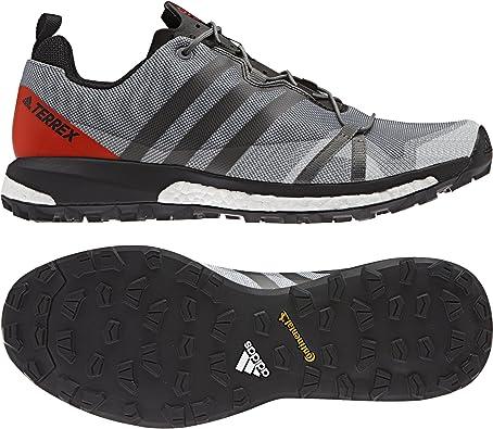 adidas Terrex Agravic, Zapatillas de Senderismo para Hombre, Gris (Gris-(GRIVIS/Negbas/Energi), 40 EU: Amazon.es: Zapatos y complementos