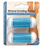 Refill Rollers for Care me Callus Remover - Two Super Coarse Rollers for Hard Skin & Calluses on Foot - Suitable for All Types of Skin- pack of 2