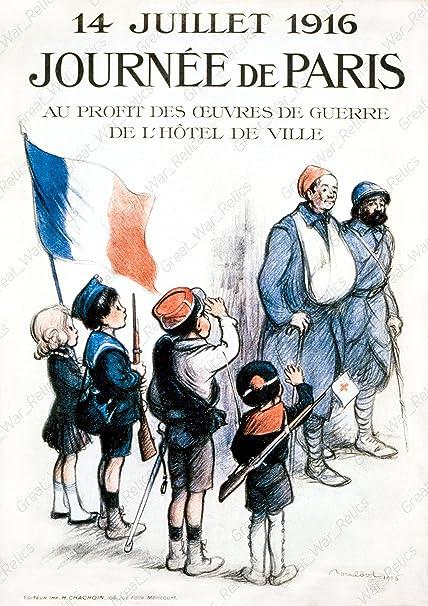 Amazon com: WW1 Memorabilia Poster