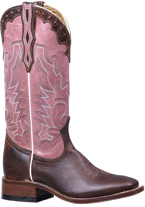 Botas Americanas – Botas Cowboy bo-5147-c (pie Normal) – Mujer