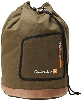 Amazon.com: Quiksilver Waterman Men's Beach Bag, Green, One Size ...