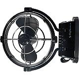 Caframo Sirocco 12V Gimbal 3 Speed Fan