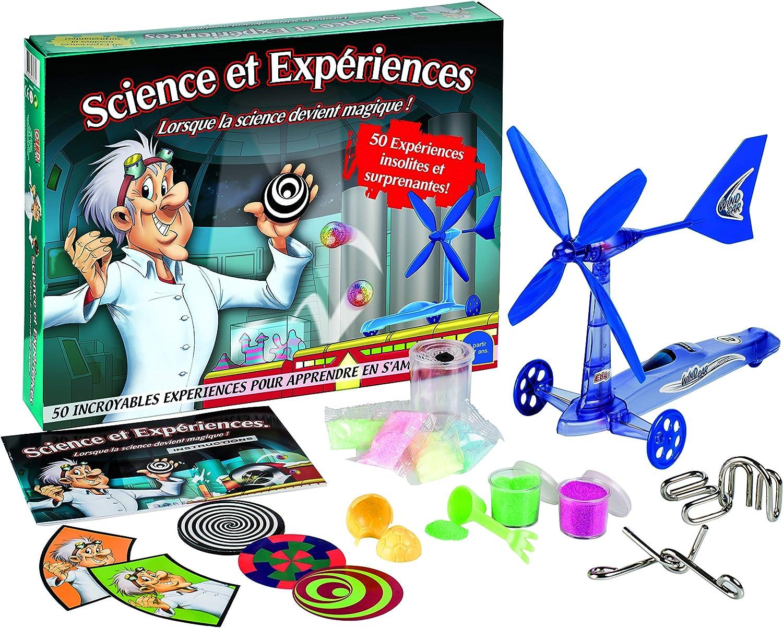 O.I.D. Oid Magic - SCI2 - Juego Educativo- Experimentos y Ciencia: Amazon.es: Juguetes y juegos