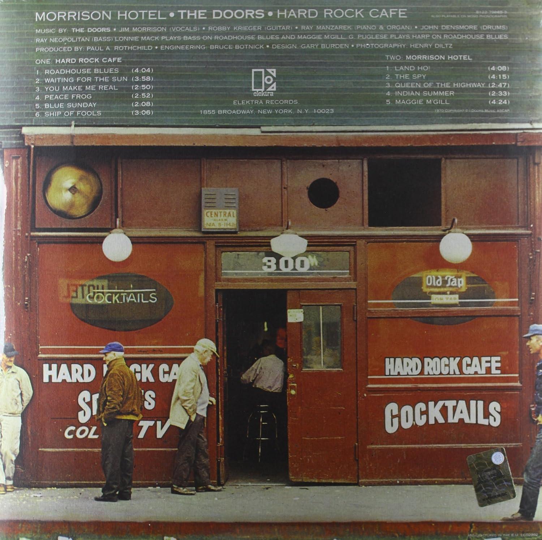 sc 1 st  Amazon.com & The Doors - Morrison Hotel (180 Gram Vinyl) - Amazon.com Music