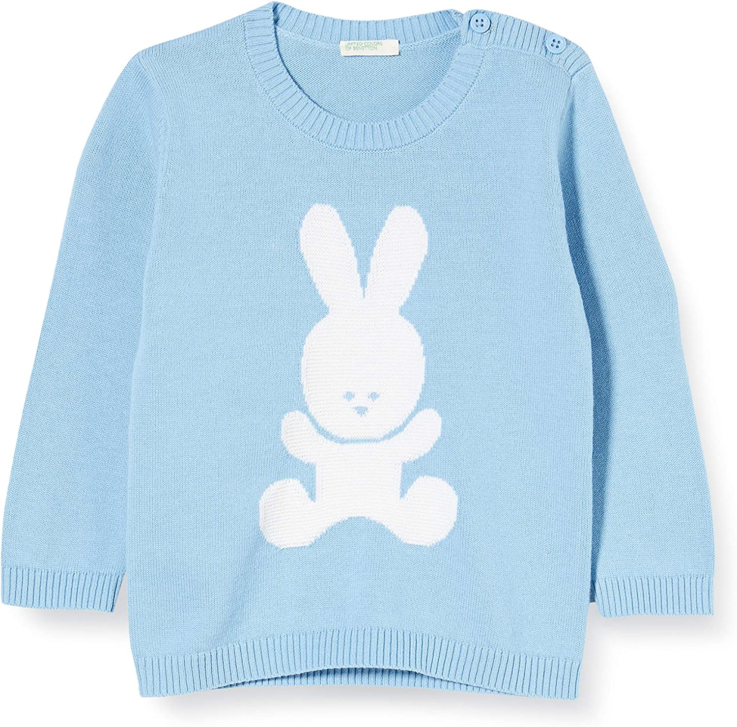 United Colors of Benetton Baby Girls Maglia G//C M//L Jumper