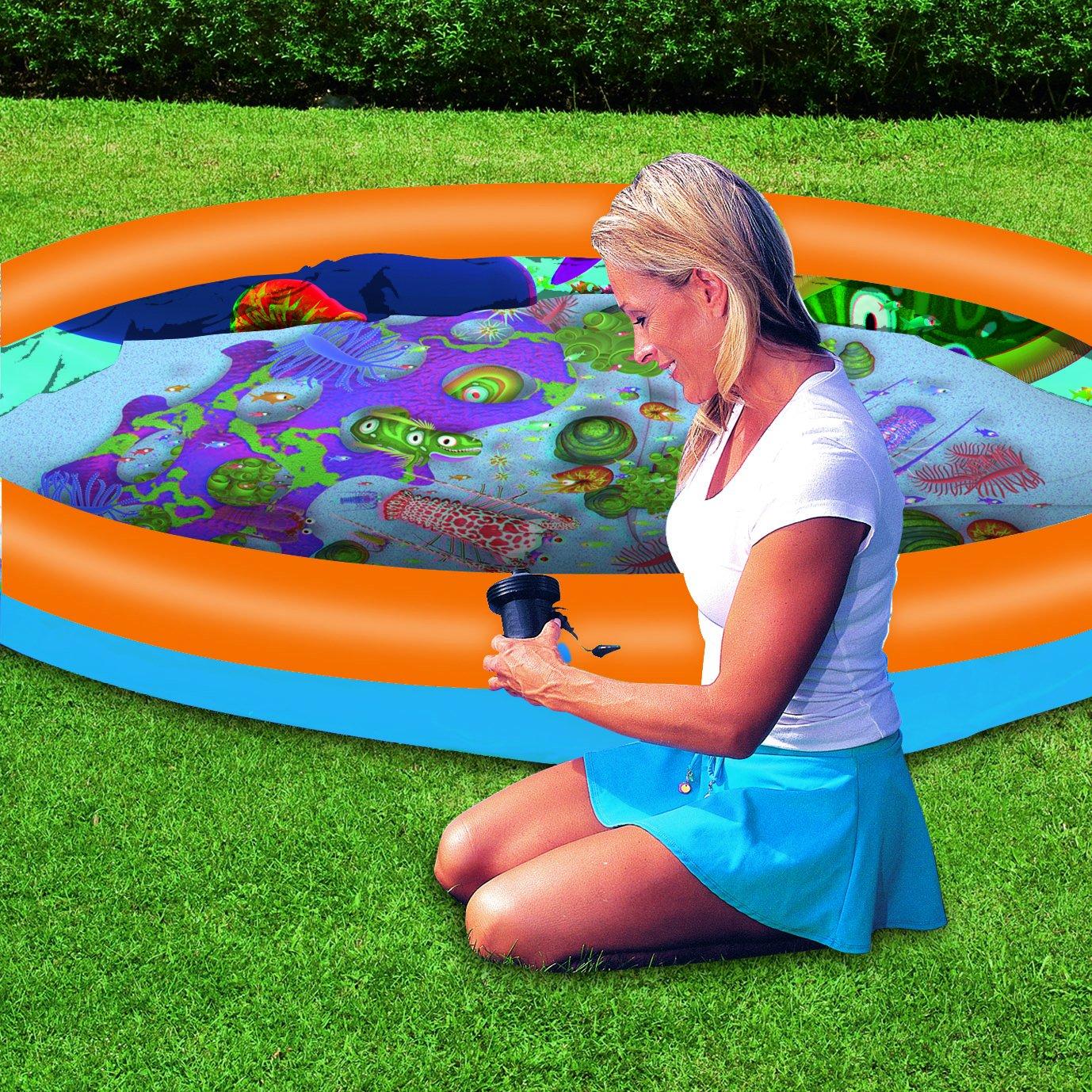 Bestway Disney Finding Nemo 3D Adventure Pool Bestway Toys Domestic 91107