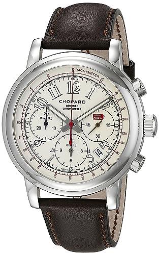 Chopard 168511-3036 LBR - Reloj de pulsera hombre, color Marrón: Amazon.es: Relojes
