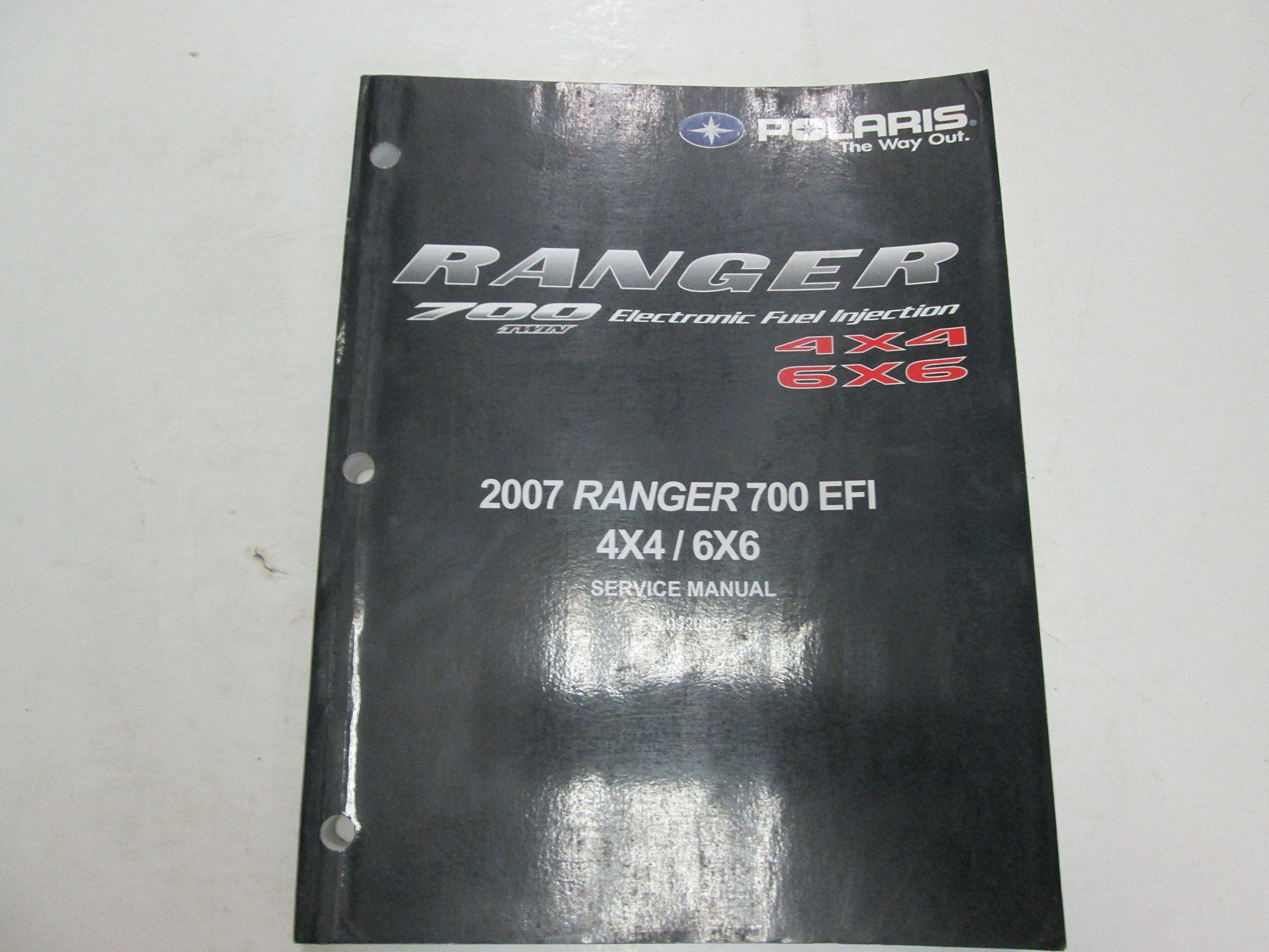 2003 polaris atv series 10 ranger 6x6 service manual 9918011 (006.