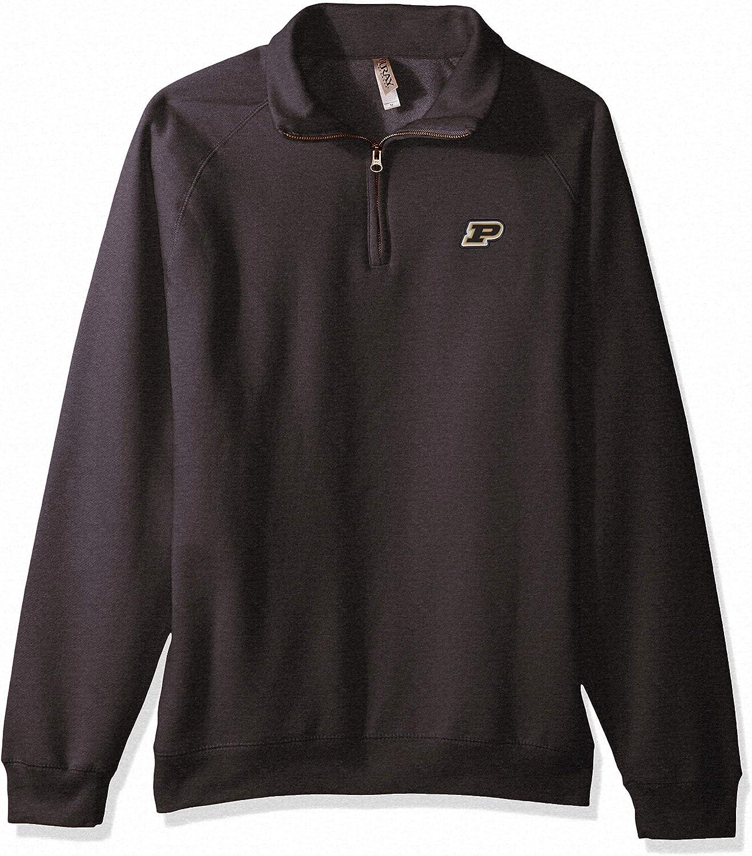 Ouray Sportswear NCAA mens Benchmark 1//4 Zip