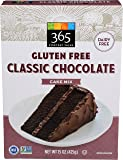 365 Everyday Value, Gluten Free Classic Chocolate Cake Mix, 15 oz
