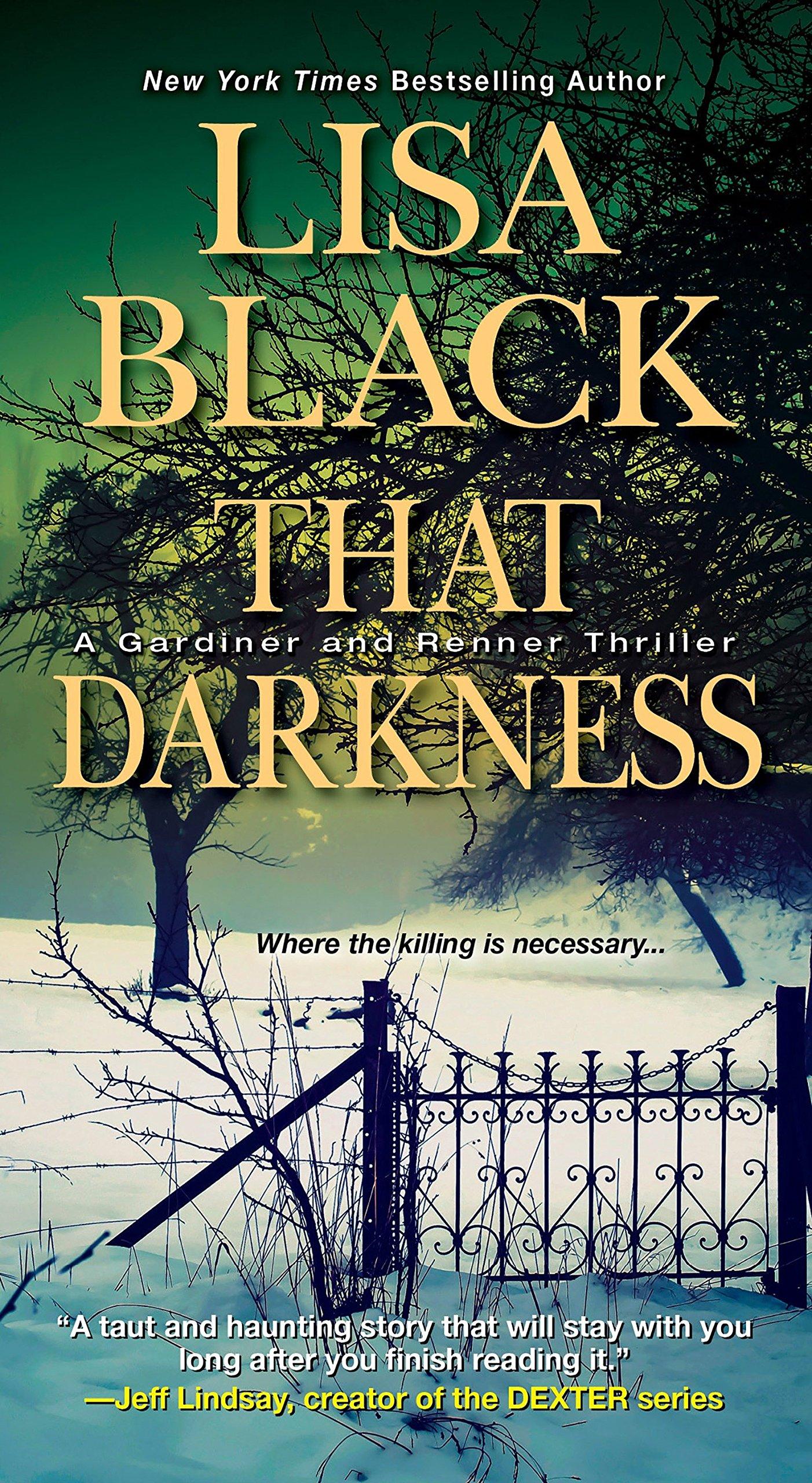 That Darkness (A Gardiner and Renner Novel) pdf