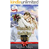Hannah's Holiday Wish (Home for Christmas Book 6)