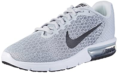 nike men s air max sequent 2 gymnastics shoes amazon co uk shoes