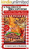 A Side Order of Deception (Old School Diner Cozy Mysteries Book 3)