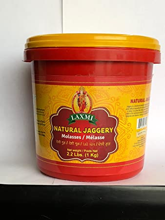 NATURAL JAGGERY 1KG