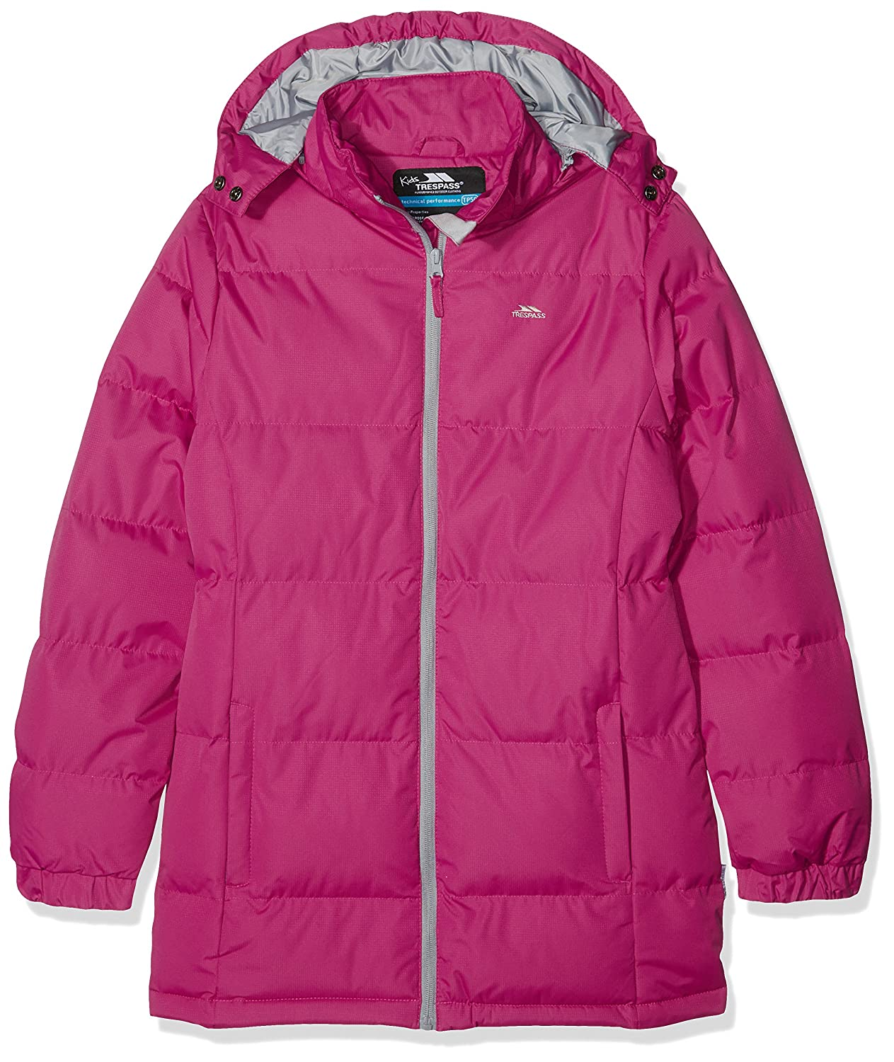Trespass Tiffy Girl's Casual Jacket: Amazon.co.uk: Sports & Outdoors