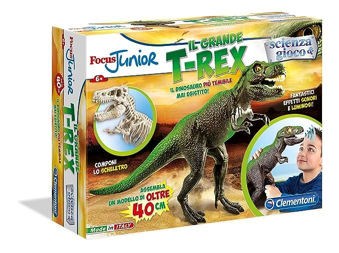 82 opinioni per Clementoni 13904- Focus Junior Il Grande T-Rex