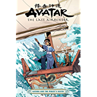 Avatar: The Last Airbender--Katara and the Pirate's Silver (English Edition)