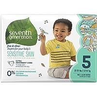 Seventh Generation Diaper Multi-Packs from $21.94 w/Prime