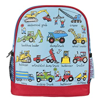 7c5b3a333466 Tyrrell Katz Trucks Mini Backpack  Amazon.co.uk  Toys   Games
