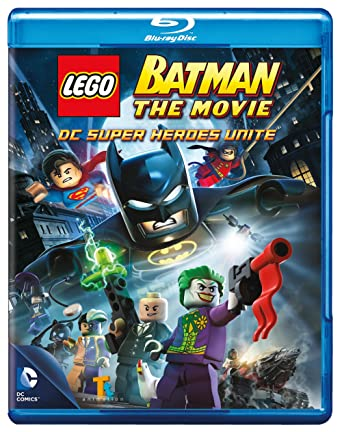 Amazon.com: LEGO Batman: The Movie - DC Super Heroes Unite [Blu ...