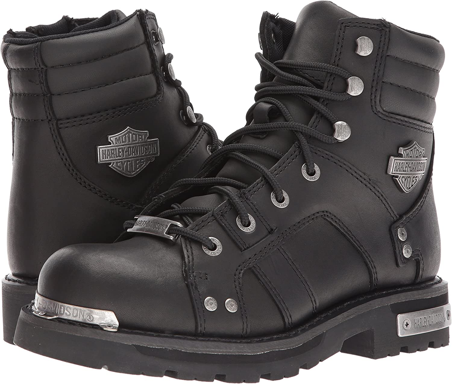 HARLEY-DAVIDSON FOOTWEAR Mens Bonfield Motorcycle Boot