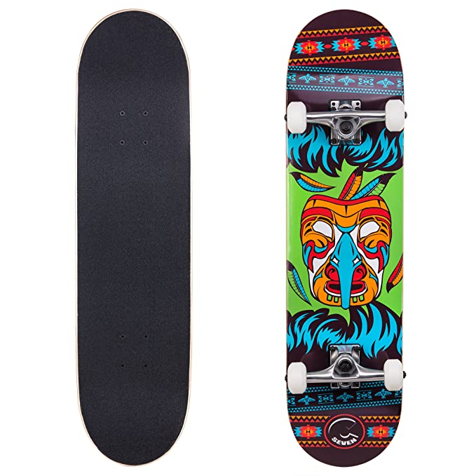 Cal 7 Complete Skateboard, 7.5, 7.75, 8.0 Inch
