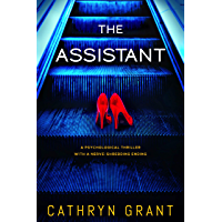 The Assistant: A gripping psychological thriller with a nerve-shredding ending (English Edition)