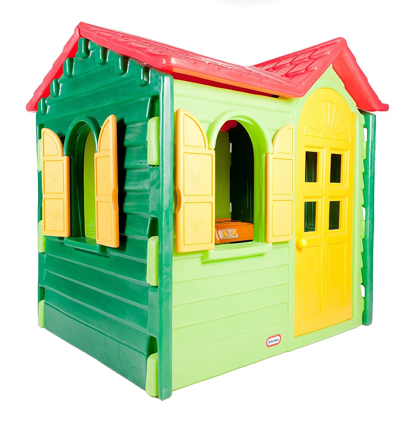 Little Tikes Country Cottage Evergreen Amazon Toys Games