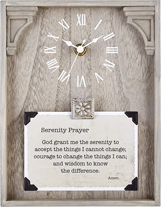 Parents Pray With Hope Silver Tone 7 x 4 Paper and Pewter Christmas Gift Set