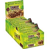 Nature Valley Crunchy Hafer & Dunkle Schokolade Müsliriegel, 18er Pack (18 x 42 g)