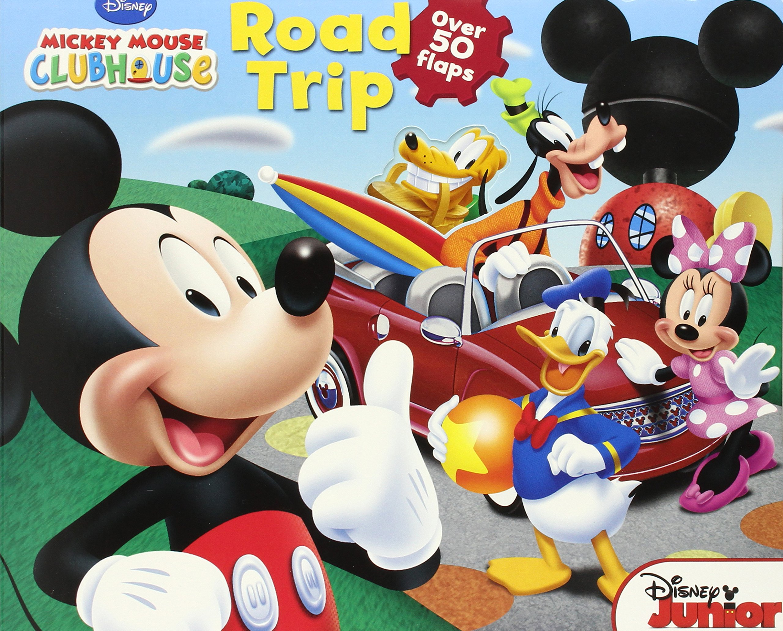 Amazon Mickey Mouse Clubhouse Road Trip