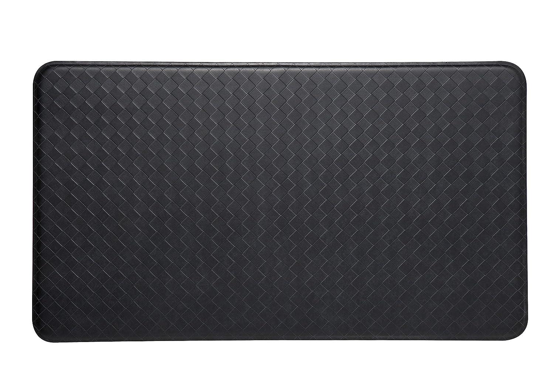 x 5//8 in Black x 36 in Imprint Cumulus9 Kitchen Mat Nantucket Series 20 in