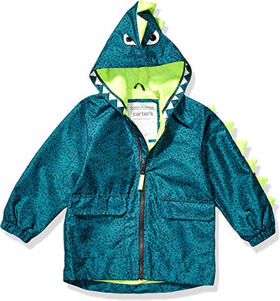 Carter/'s Toddler Boys Orange Light Weight Jacket Size 2T 3T 4T