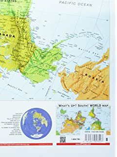 World peters projection map pacific centered inc odt arno peters world paper folded map gumiabroncs Image collections