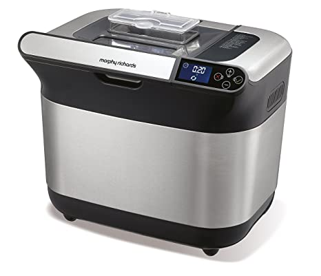Amazon.com: Morphy Richards Premium Plus 48286 Panificadora ...