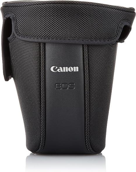 Canon EH25-L - Funda semirígida para EOS 100D, color negro: Amazon.es: Electrónica