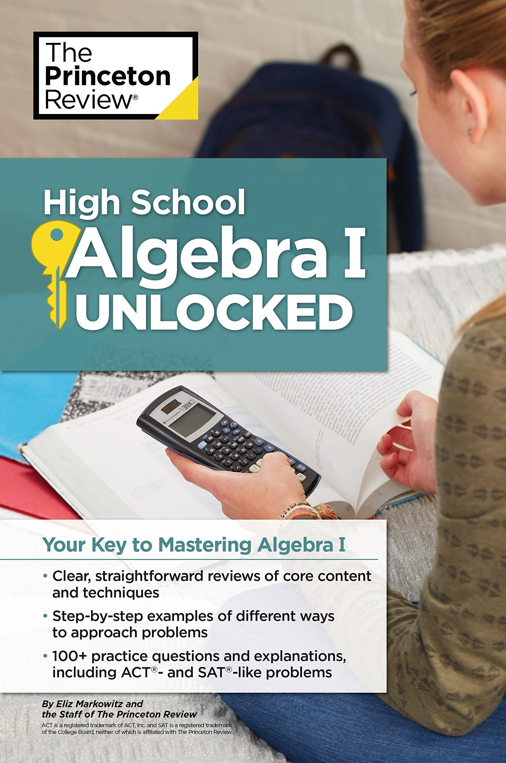 Buy High School Algebra - I Unlocked (High School Subject Review ...