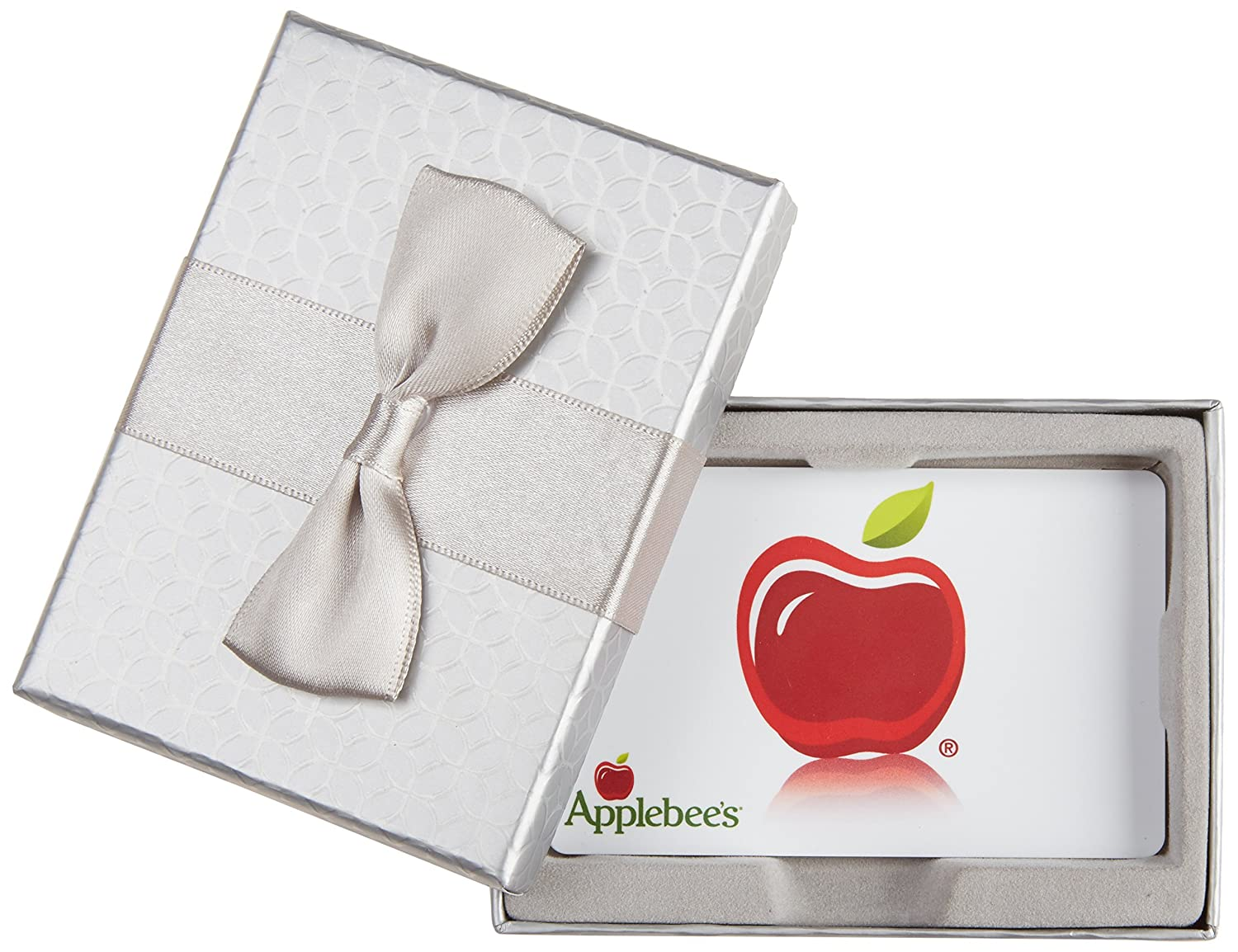 Amazon.com: Applebee\'s $50 Gift Card - In a Gift Box: Gift Cards
