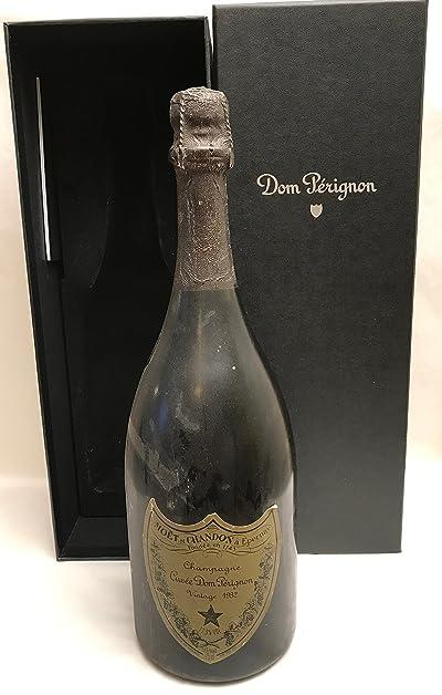 Dom Perignon Vintage 1982 75cl Champagne & Dom Perignon Gift Box ...