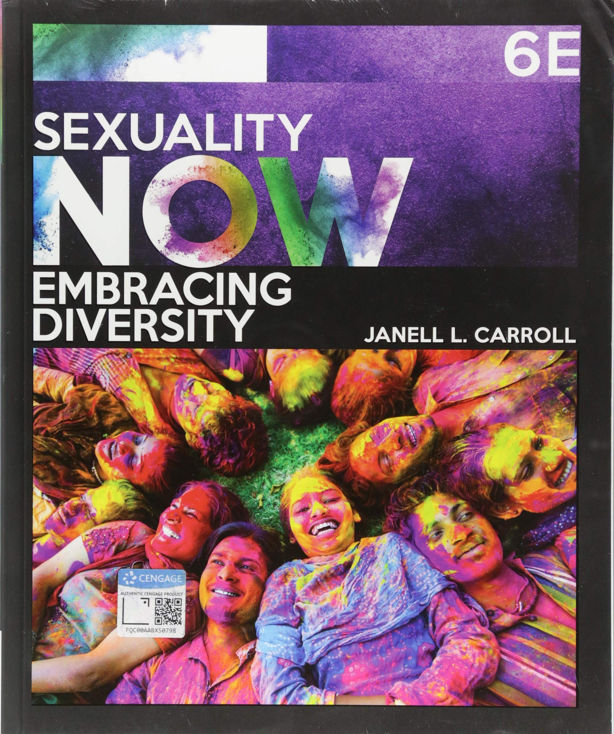 Sexuality Now: Embracing Diversity by Cengage Learning