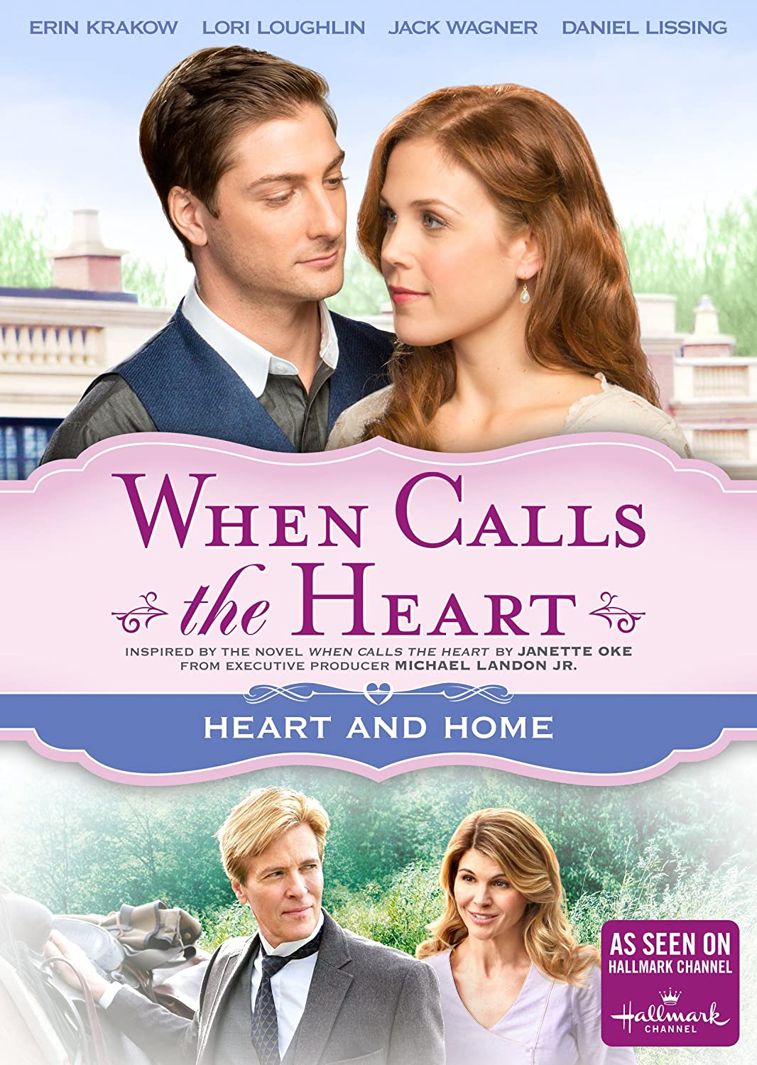 When Calls the Heart: Heart and Home - DVD Image